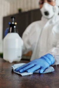 Hire Commercial Cleaning Services During COVID-19